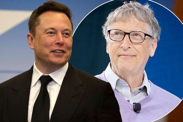 Elon Musk Gusur Posisi Bill Gates di Daftar Orang Terkaya