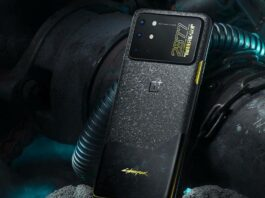 Install Live Wallpaper OnePlus 8T Cyberpunk 2077 Android