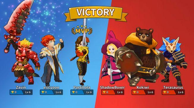 Gameplay Game Terbaru Android Arena Master 2