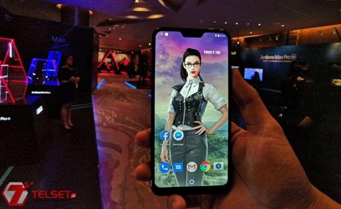 Smartphone Asus terbaru