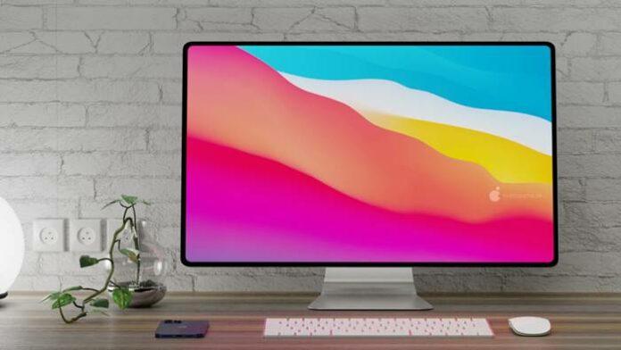Apple iMac terbaru
