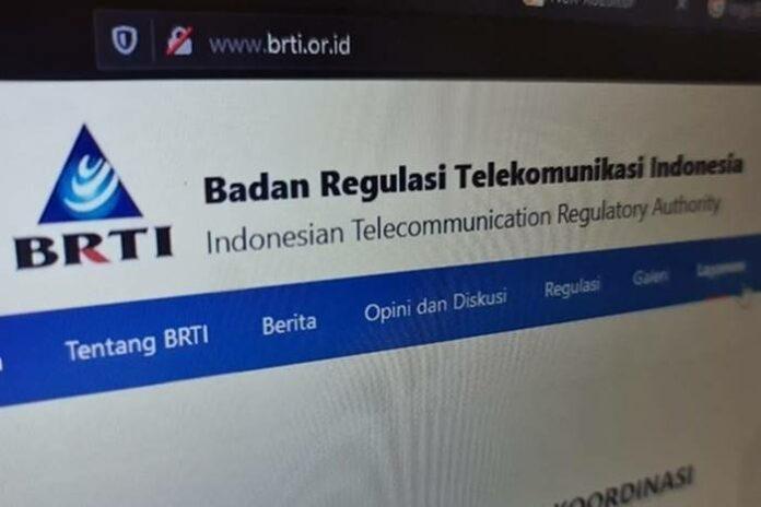 Presiden Jokowi Bubarkan BRTI