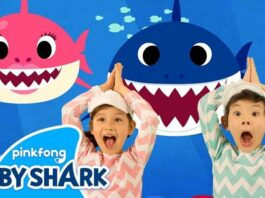 Video Lagu Baby Shark