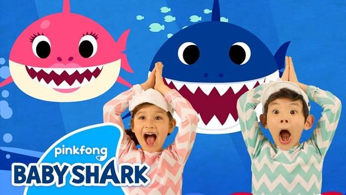 Lagu Baby Shark Paling Banyak Ditonton di YouTube