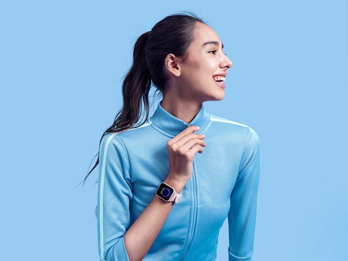 Amazfit Bip U Series, Smartwatch Stylish Kaya Fitur