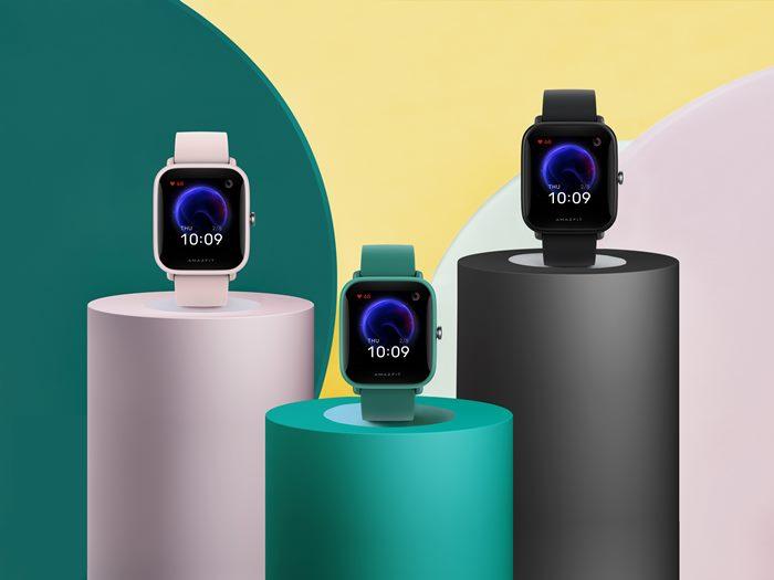 Amazfit Bip U smartwatch terbaik