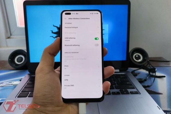 Cara Ubah HP Android jadi Modem