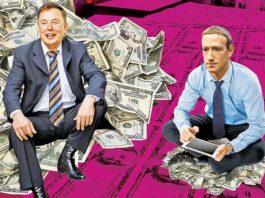 Elon Musk Orang Terkaya Ketiga di Dunia