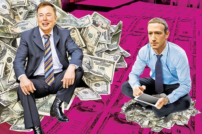 Elon Musk Sekarang Lebih Tajir Ketimbang Bos Facebook