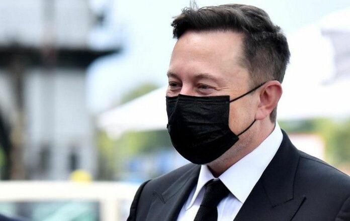 Elon Musk Tes Covid-19