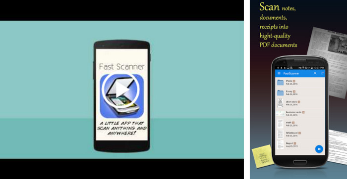 aplikasi fast scanner untuk scan dokumen