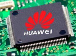 Pabrik chip Huawei