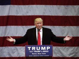 Iklan politik Donald Trump