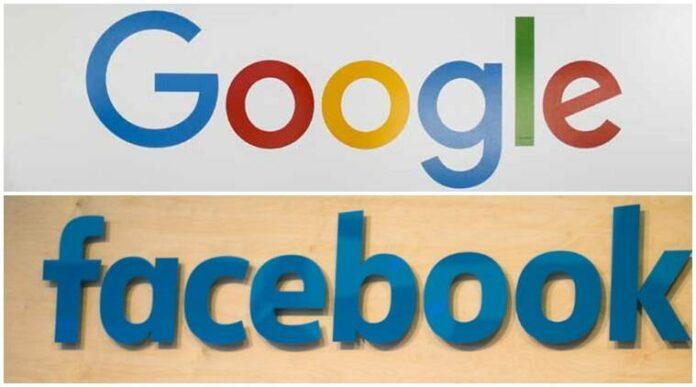 Iklan politik Facebook Google