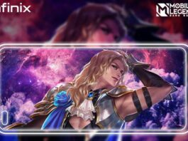 Infinix Note 8 Mobile Legends Indonesia