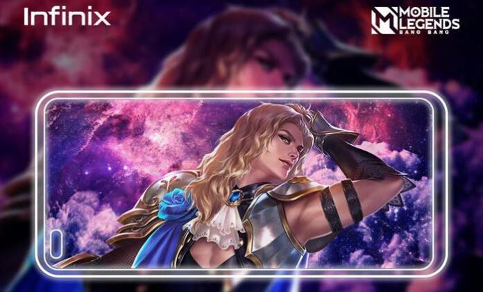 Infinix Note 8 Mobile Legends Indonesia