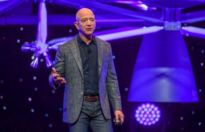 Jeff Bezos Jual Saham Amazon Senilai Rp 42,8 Triliun