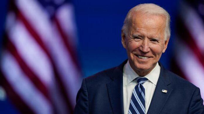Joe Biden UU Privasi Online
