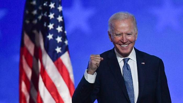 Joe Biden Pilpres AS