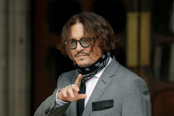 Johnny Depp Fantastic Beasts 3