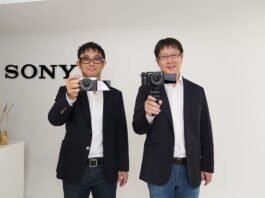 Kamera Full Frame Sony Alpha 7C