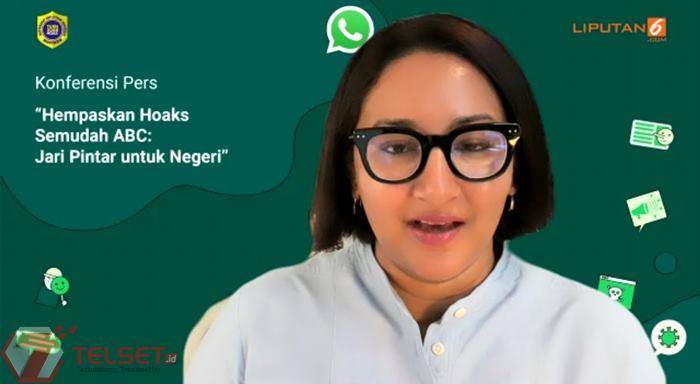 WhatsApp Kampanye Jari Pintar ABC Hempaskan Hoaks