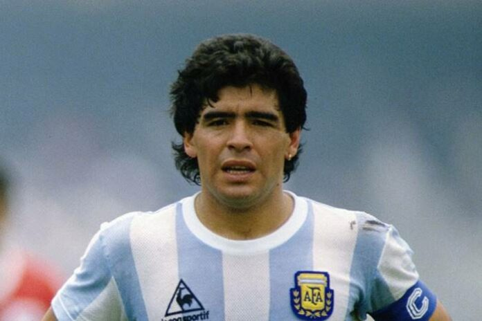 Kehebatan Diego Maradona