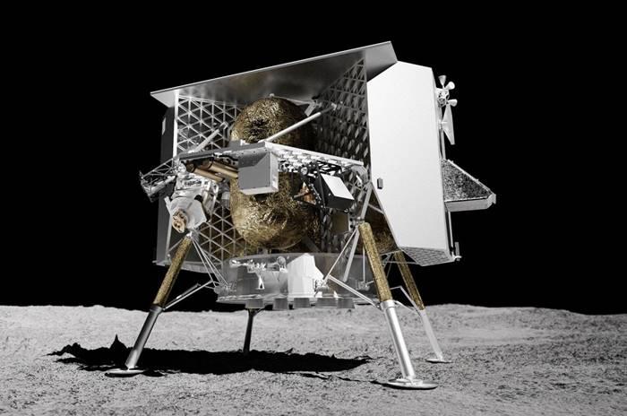 Tahun Depan, NASA Kirim Abu Kremasi Manusia ke Bulan