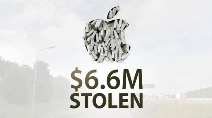 Truk Apple Dirampok, Produk Senilai Rp 93 Miliar Lenyap