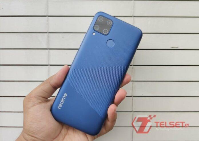 HP Dual kamera Rp 1 jutaan terbaik Realme C15