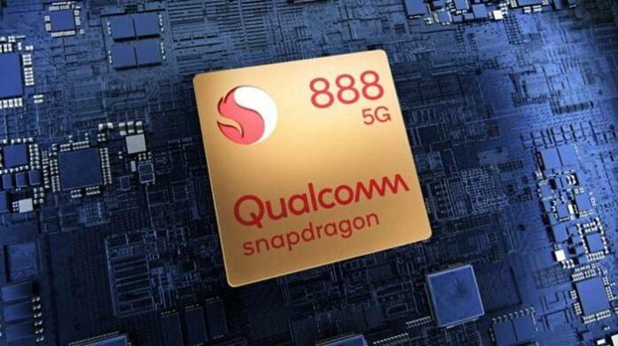 Smartphone dengan Snapdragon 888