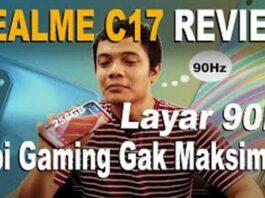 Realme C17 Review