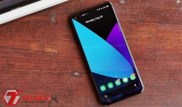 Smartphone Realme terbaru