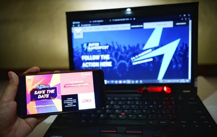 Telkomsel Ajak Gamers Meriahkan SuperGamerFest Awards