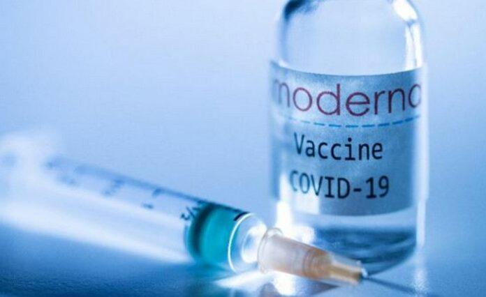 vaksin Covid-19 Moderna