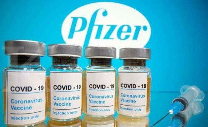 Vaksin Covid-19 Pfizer