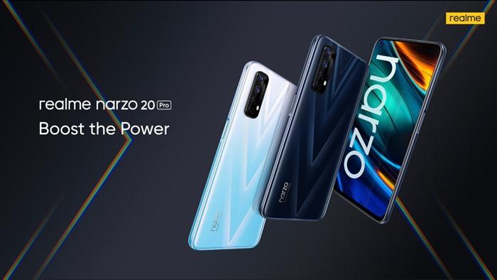 Berita ponsel Minggu Ini Realme Narzo 20 Pro
