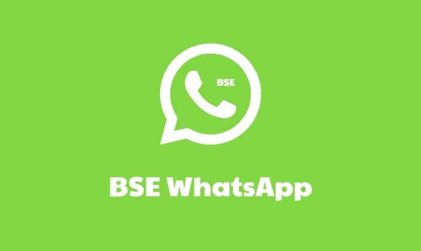 WhatsApp MOD APK Android iOS WhatsApp BSE