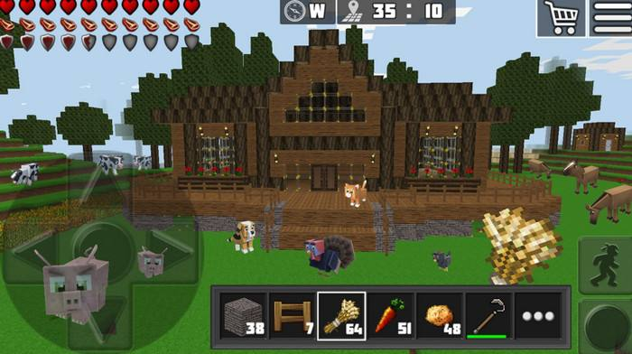 game mirip Minecraft Android