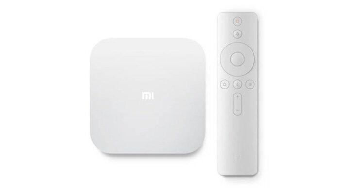 TV Box Android Xiaomi Mi Box 4S Pro