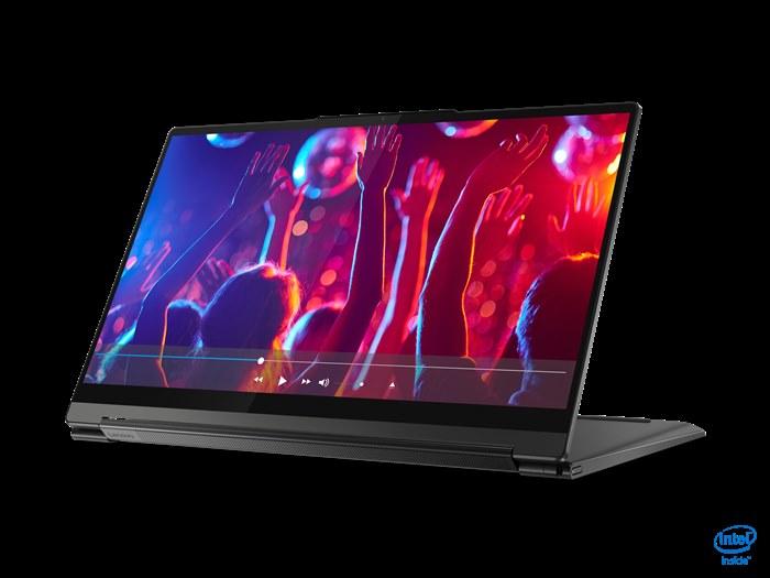 Laptop terbaru Lenovo Yoga