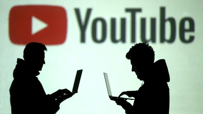 YouTube Gangguan