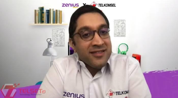 Beasiswa Zenius Telkomsel