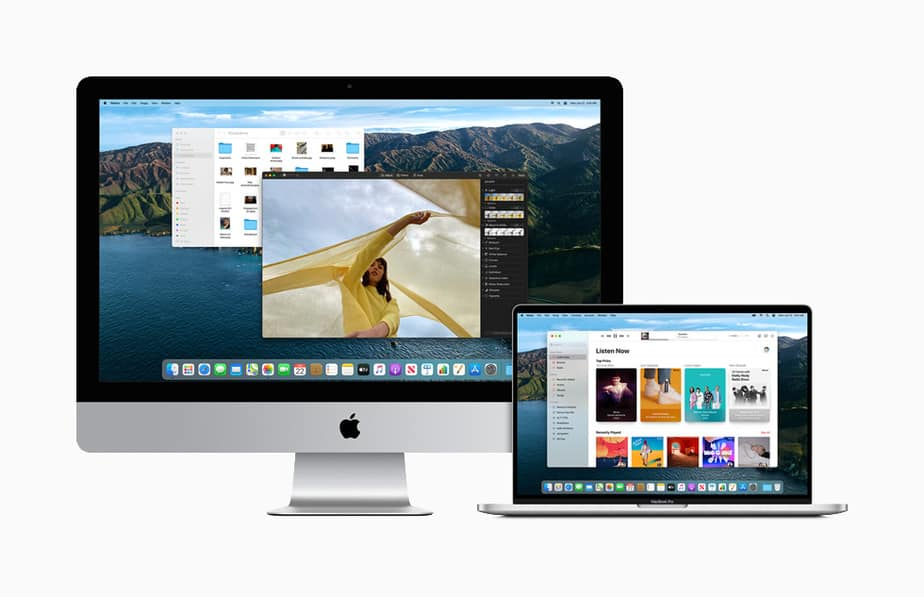 Update macOS Big Sur