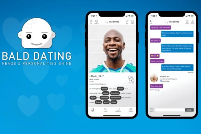 Aplikasi Kencan Ini Cuma Buat Orang-orang Berkepala Pelontos