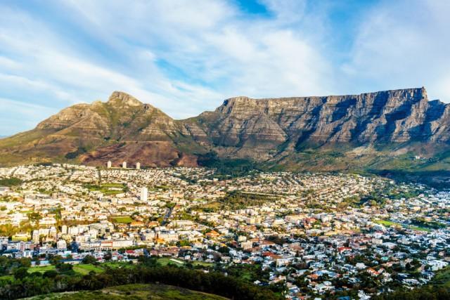 """Afrika Selatan Mau """"Redupkan"""" Matahari untuk Hindari Krisis Air"""