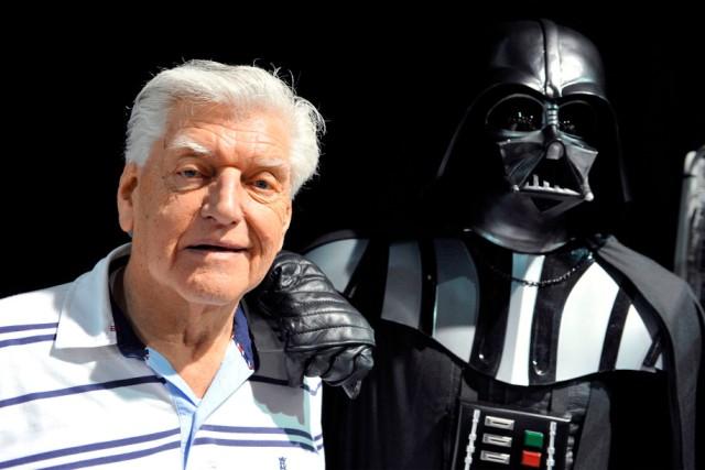 Darth Vader David Prowse Meninggal Dunia