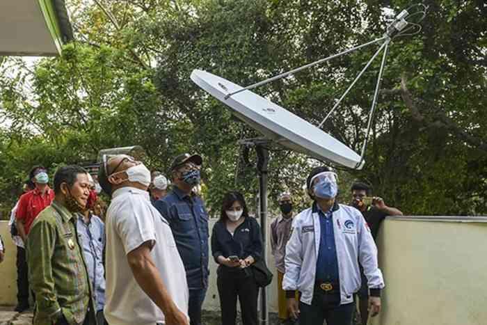 BAKTI Kominfo Better Satellite World