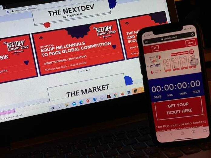 Telkomsel The NextDev Summit 2020