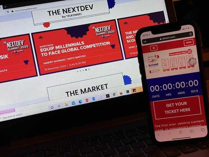Gandeng JakTent, Telkomsel Kembali Gelar The NextDev Summit
